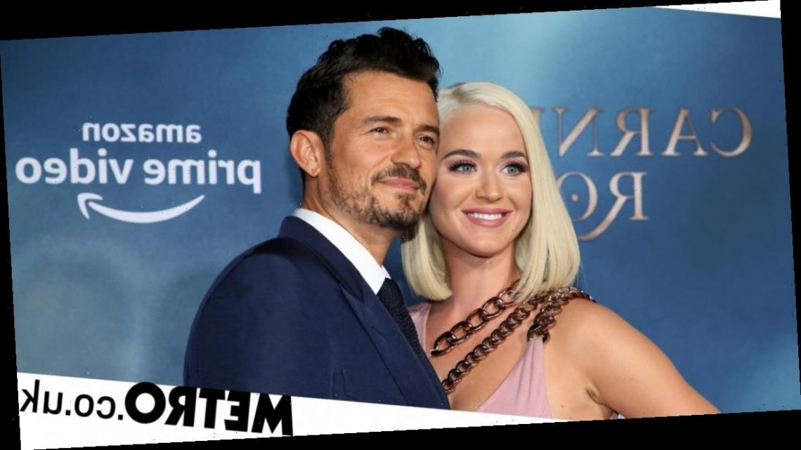 Katy Perry and Orlando Bloom 'postpone' wedding months after getting engaged