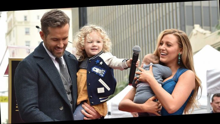Blake Lively and Ryan Reynolds' Daughter Wants to Work in the Movies