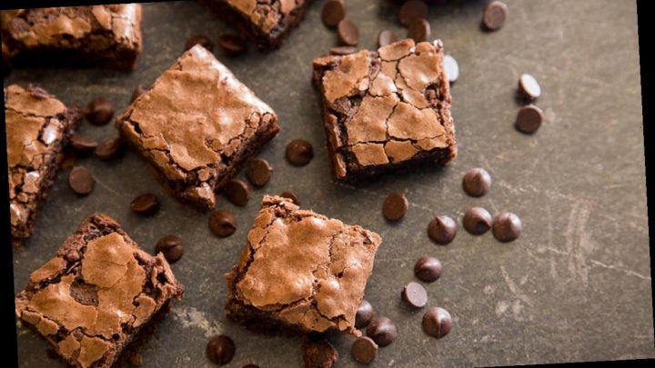 A spot-on gooey brownie recipe for melt in your mouth brownies