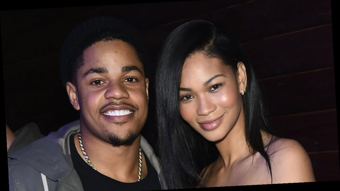 NFL's Sterling Shepard & Model Chanel Iman Reveal Sex of Second Child!