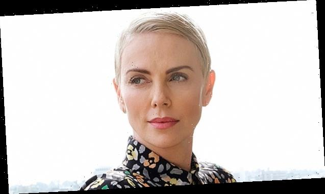Charlize Theron's Hair Stylist Reveals Inspiration Behind Her Iconic Bowl Cut