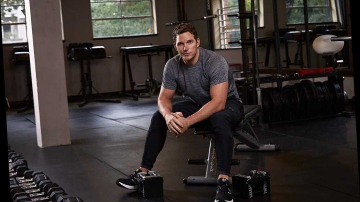 Chris Pratt Launches an Amazon Collaboration for Fitness Junkies Like Him