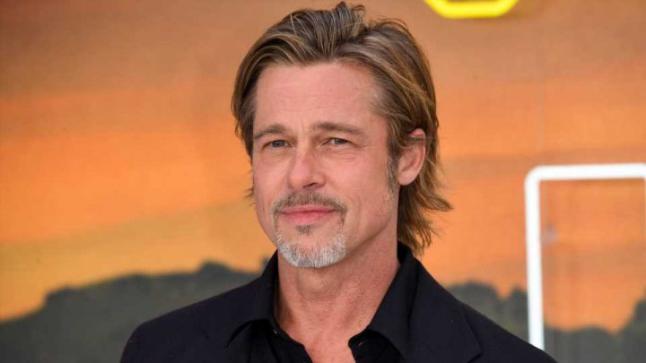 Brad Pitt's Holiday Plans Are All About His Kids