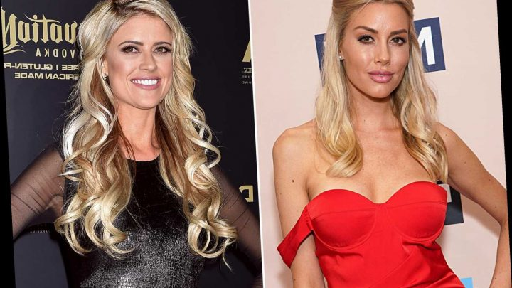 Tarek El Moussa's Girlfriend Heather Rae Young Denies She Looks Like His Ex Christina Anstead