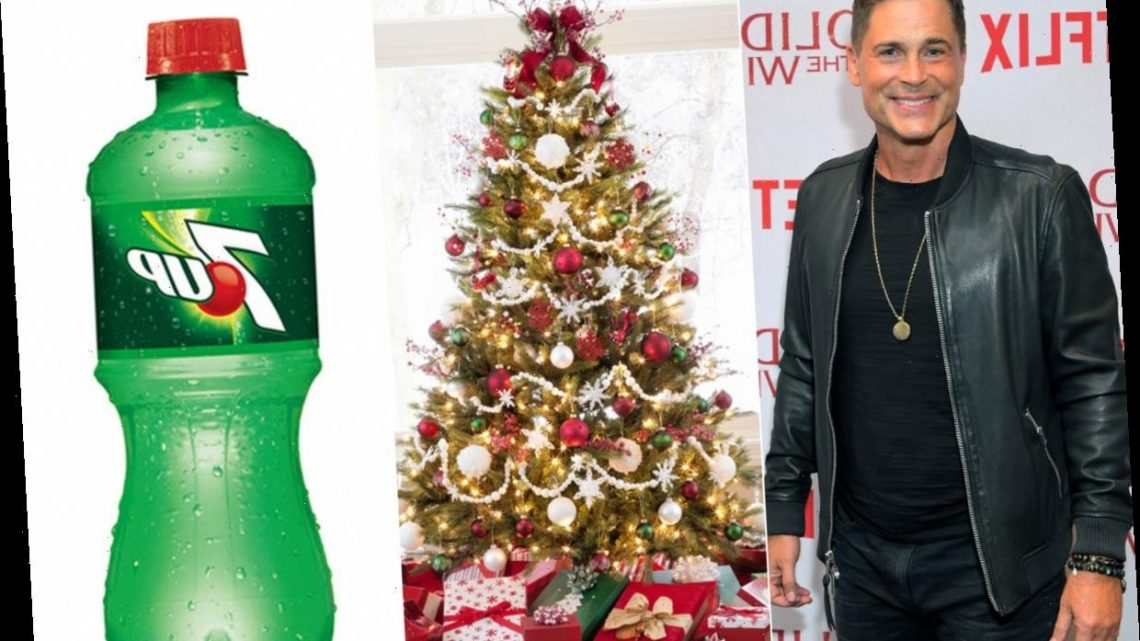 Rob Lowe is 'Obsessed' With Watering His Christmas Tree With 7UP — But Should You?