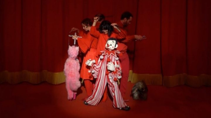 Marionettes at Play