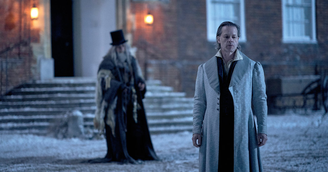 A New 'Christmas Carol' Explores the Roots of Scrooge's Scorn