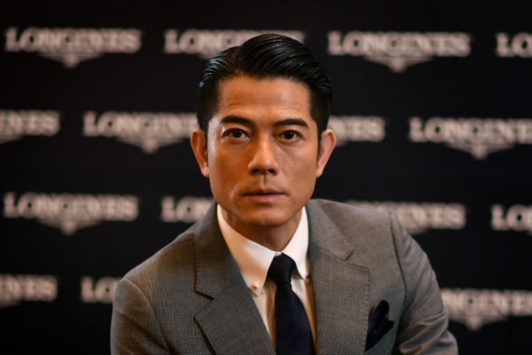 Aaron Kwok will take his two daughters to Penang to eat durian and char kway teow