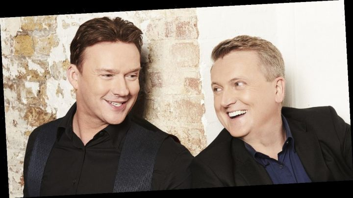 Inside double-act Aled Jones and Russell Watson's 20-year friendship