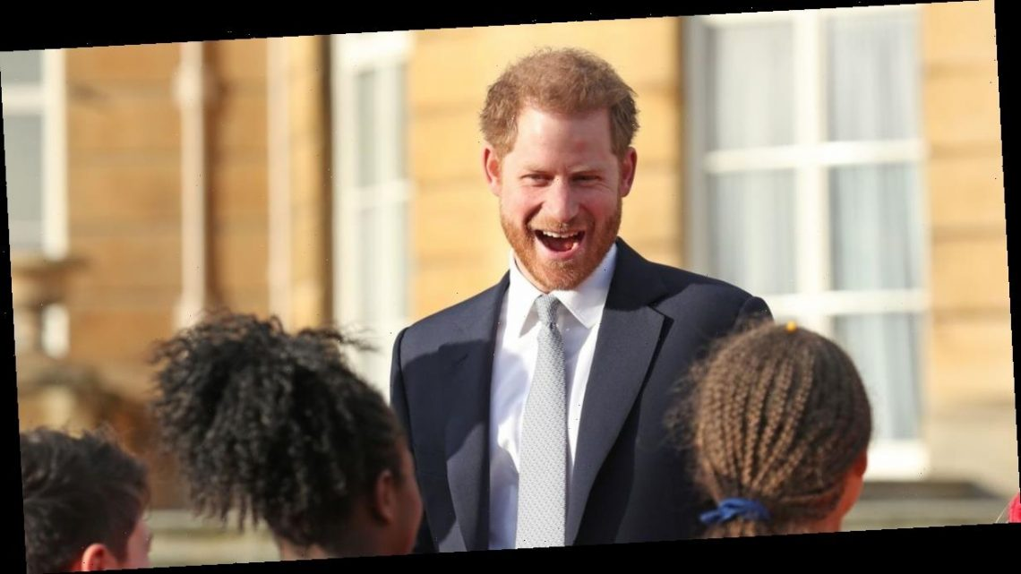 Prince Harry 'laughed out loud' when asked how chats over royal future are going