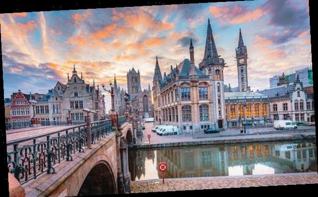 Many treasures await in the fine Belgian city of Ghent