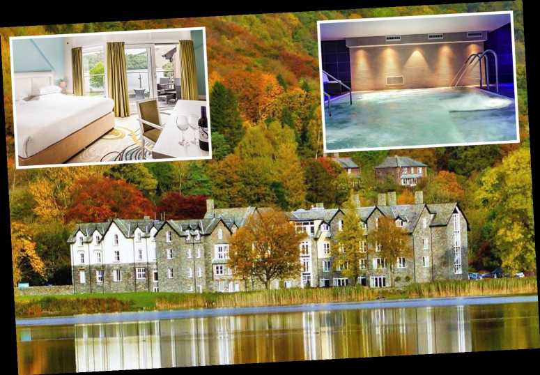 You can get paid £100 to stay in a romantic Lake District hotel – and they will even treat you to dinner – The Sun