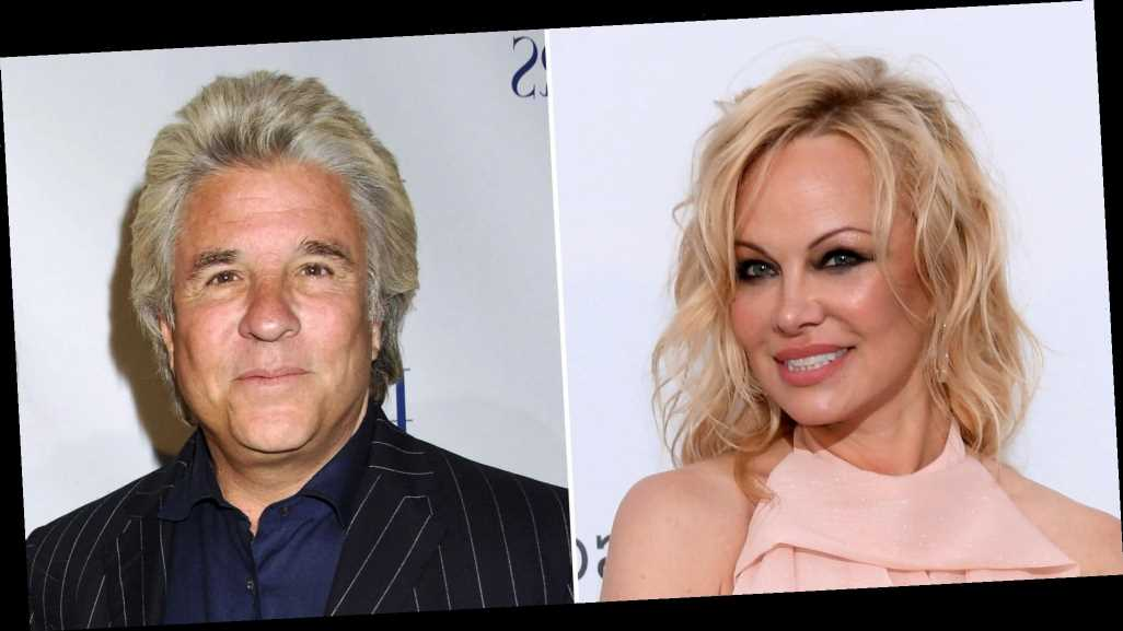Pamela Anderson Shares 1st Pic With Husband Jon Peters After Secret Wedding