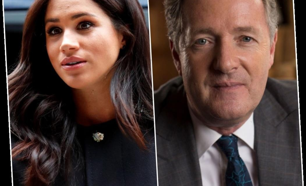Piers Morgan Is Slamming Meghan Markle's 'Track Record' and Brings the Kardashians Into It