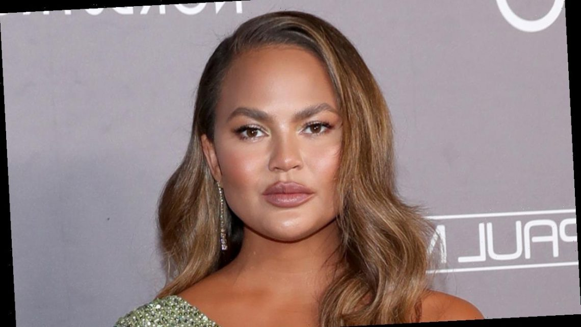 Chrissy Teigen Credits This Food with Helping Her Postpartum Depression