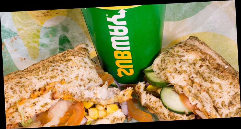 There Are 9 Types Of Vegan Bread Available At Subway