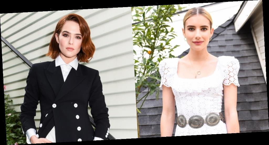 Emma Roberts, Zoey Deutch & More Join Polo Ralph Lauren for Private Luncheon