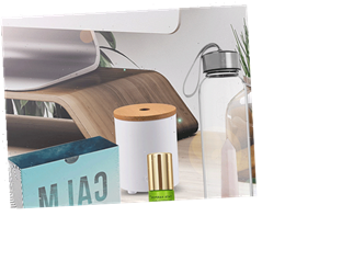 10 Wellness Products to Help You Destress at Your Desk