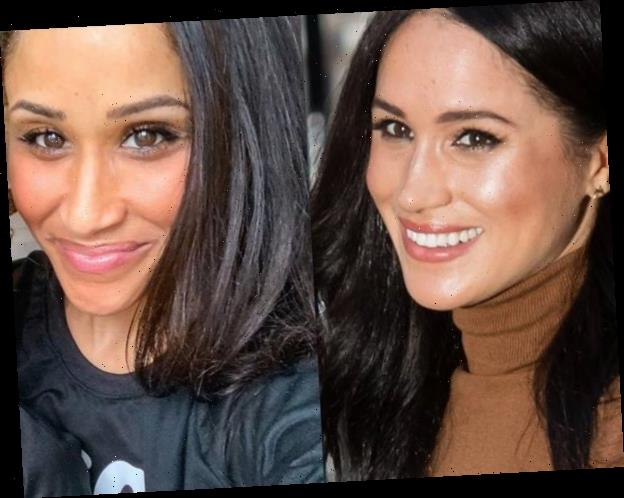 Meet the Mom Who Looks Practically Identical to Meghan Markle