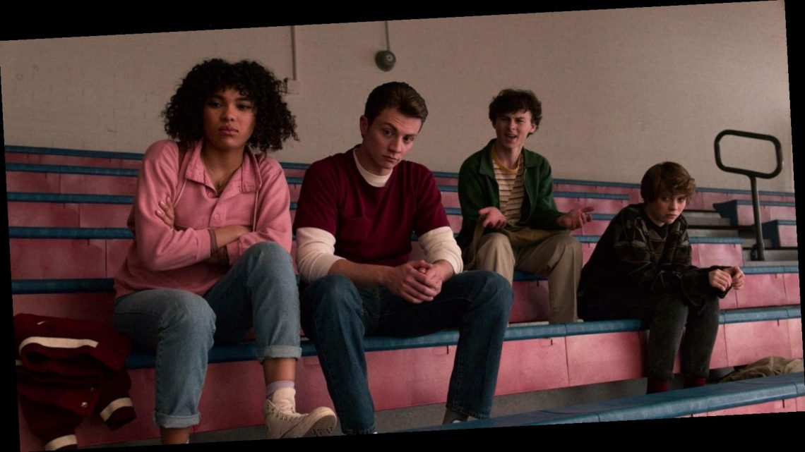 Sex Education meets Stranger Things in this exciting new Netflix series