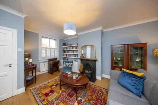 Charming three bedroom city pad for €395,000