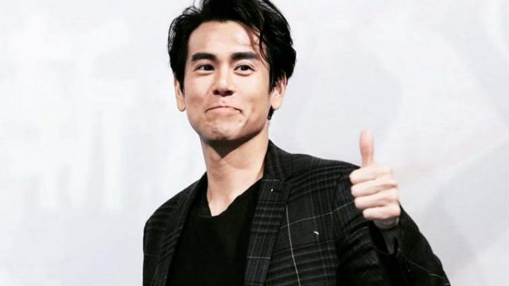Is hunky actor Eddie Peng playing hard to get? He has not dated a woman in five years