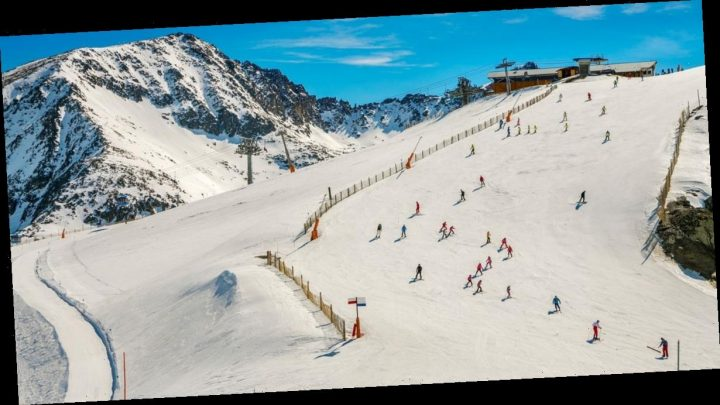 You can currently bag Andorra ski holidays from £99pp including flights