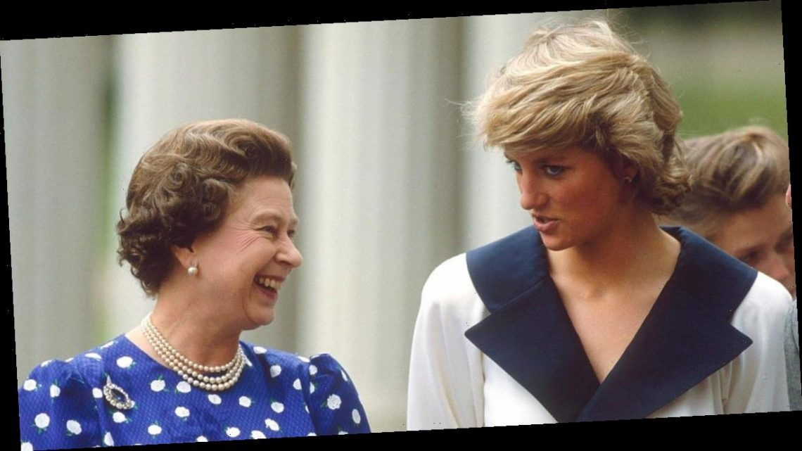 Queen's furious letter to Princess Diana that finally ended marriage to Charles
