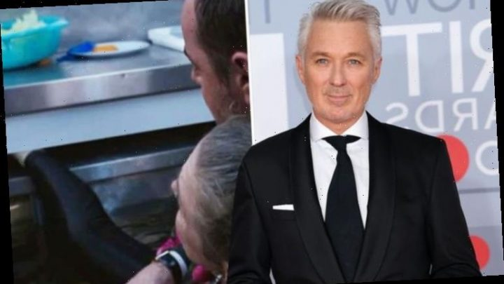 Martin Kemp: EastEnders legend mocks blunder in shocking scene 'I couldn't work out why'