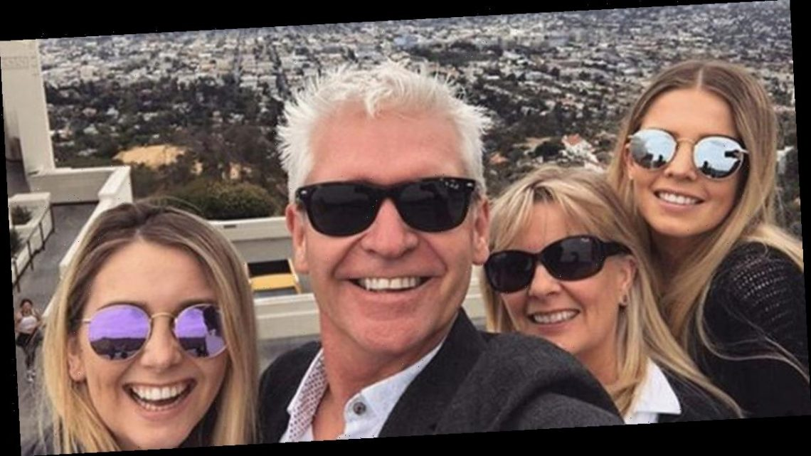 Phillip Schofield family: Inside the TV presenter's family life as he comes out as gay