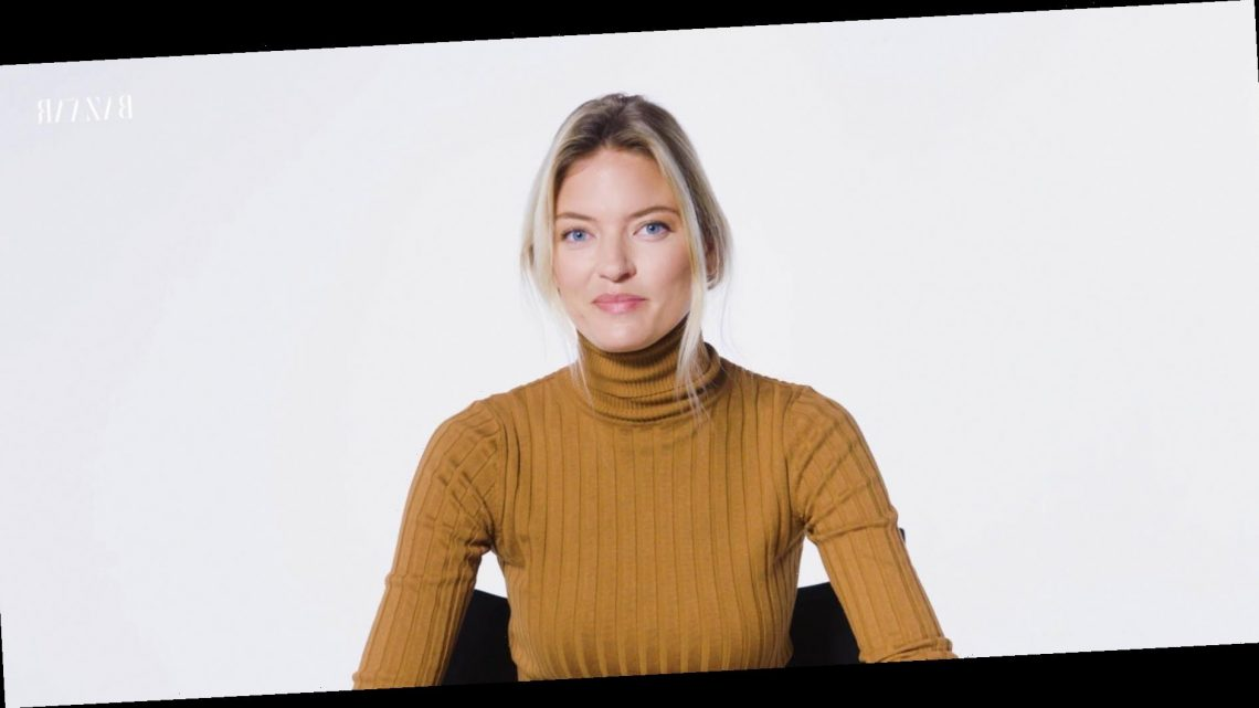 This Is Exactly What Martha Hunt Eats in One Day