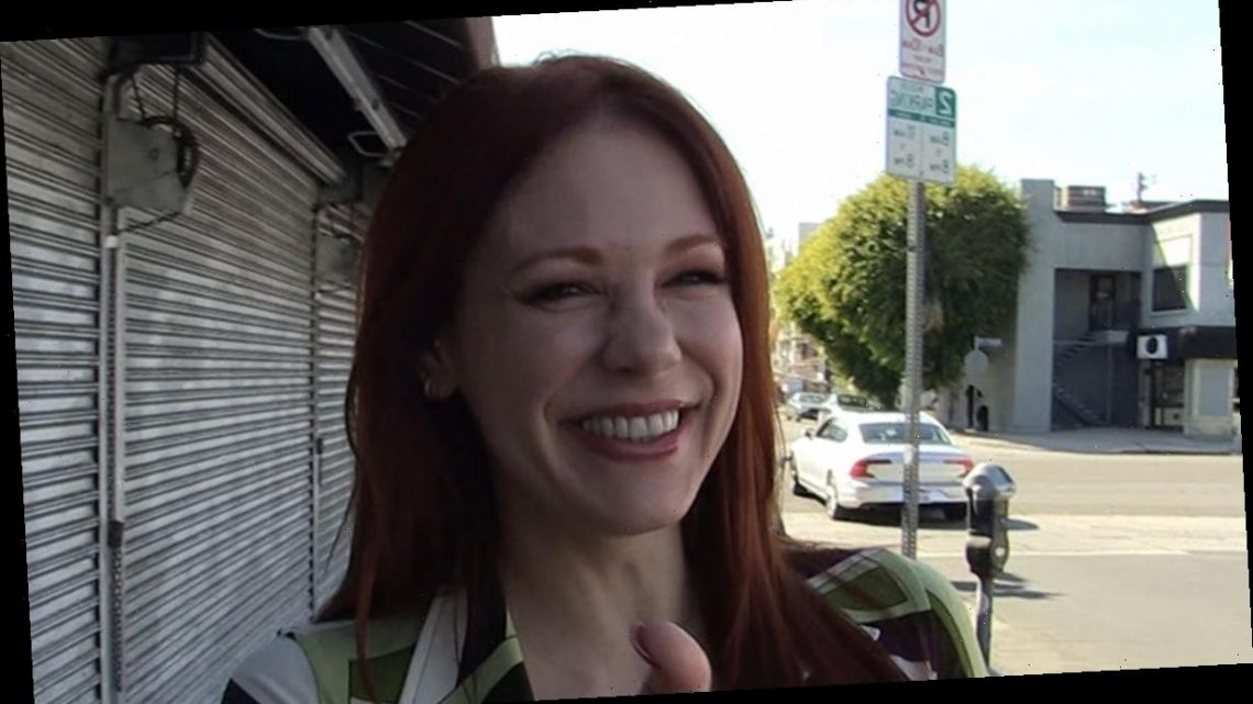 Maitland Ward Says Spielberg Shouldn't Worry About Daughter in Porn