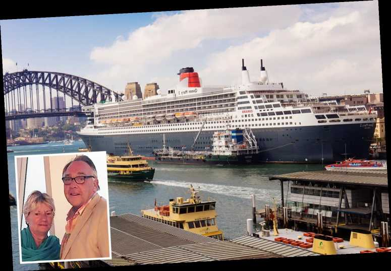 Coronavirus panic cost us thousands and left me stranded in Perth after cruise line bans hundreds from ship – The Sun