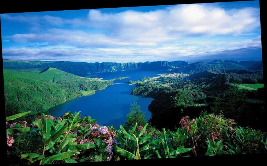 In the volcanic islands of the Azores you'll feel like you're stepping into a Jurassic Park movie set – The Sun