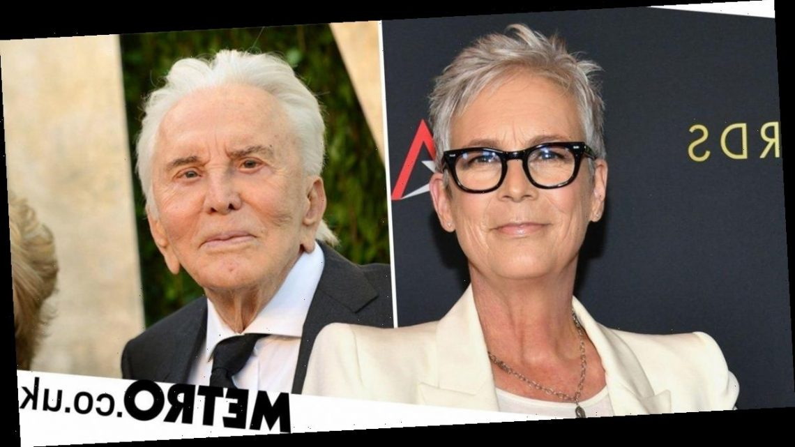 Jamie Lee Curtis reveals Kirk Douglas saved her life when she almost drowned
