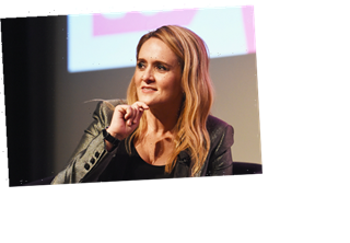 Samantha Bee Says 3 Female Impeachment 'Wo-Managers' Demonstrate 'Optimism'