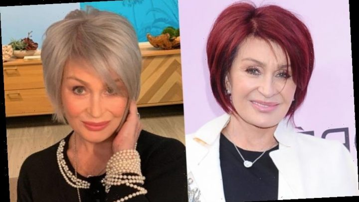 Sharon Osbourne Reveals Her MAJOR Hairstyle Change Inspiration — And Ozzy's Hilarious Reaction!