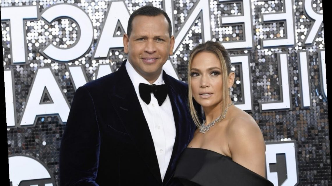 Why A-Rod Would Never Miss The Chance To Cheer J.Lo On At The Super Bowl