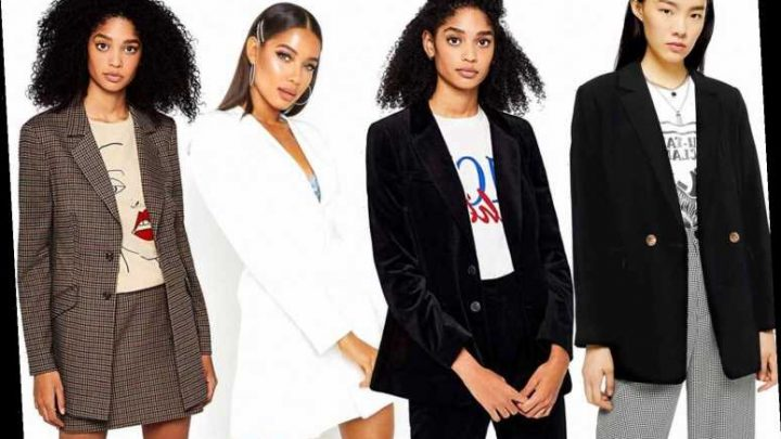 6 best blazers For Women 2020 | The Sun UK