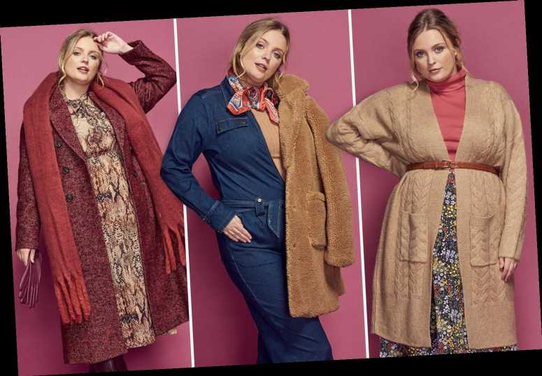 How to keep warm with layers without losing shape by adding bulk to your curves – The Sun