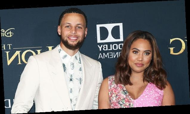 Steph & Ayesha Curry's Son,Canon, 1, Pouts For The Camera & Melts His Mom's Heart In Adorable New Pic