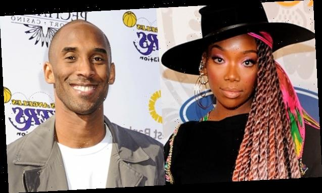 Brandy Mourns Prom Date Kobe Bryant In 1st Statement & Sends Love To His Wife Vanessa