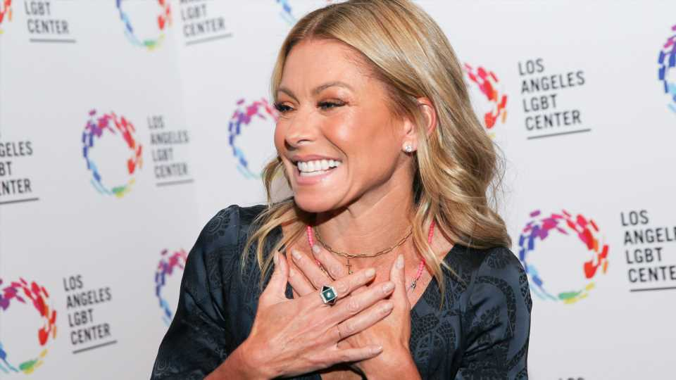 Kelly Ripa Is Learning a Dance Inspired by J.Lo & Shakira's Halftime Show