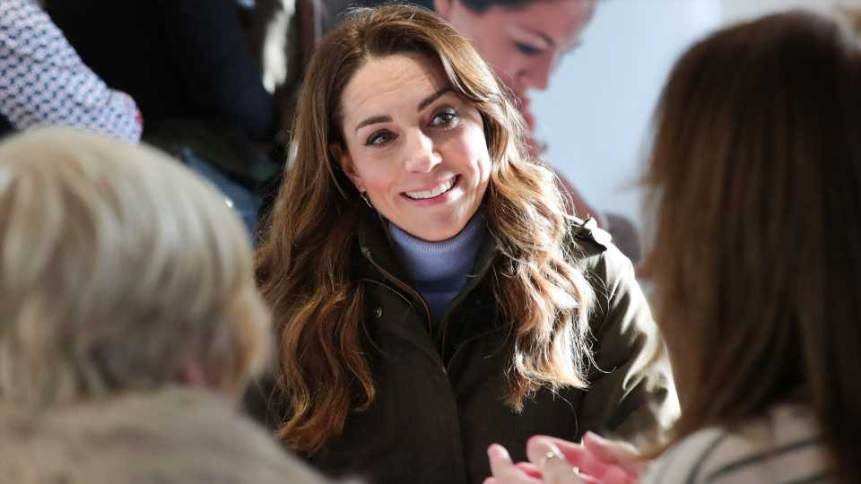 Attention Moms! Kate Middleton Has a Few Questions