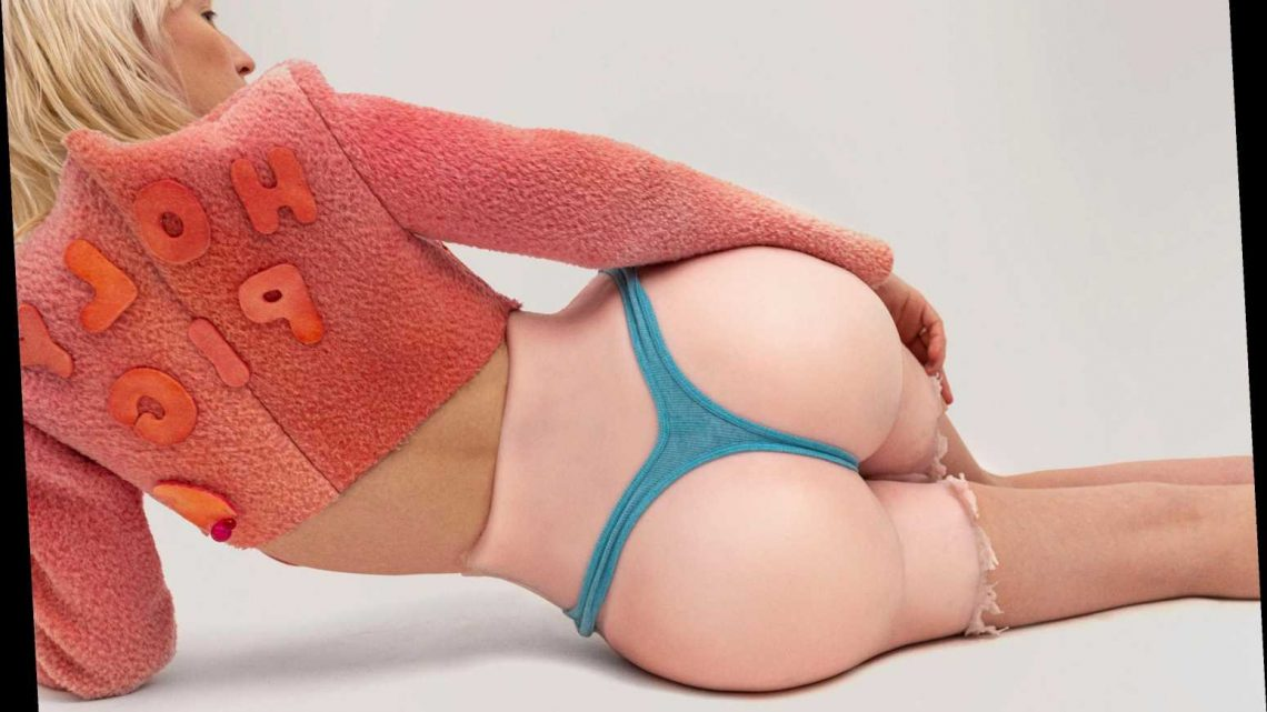 You can now wear Kim Kardashian's booty, thanks to these Swedish artists