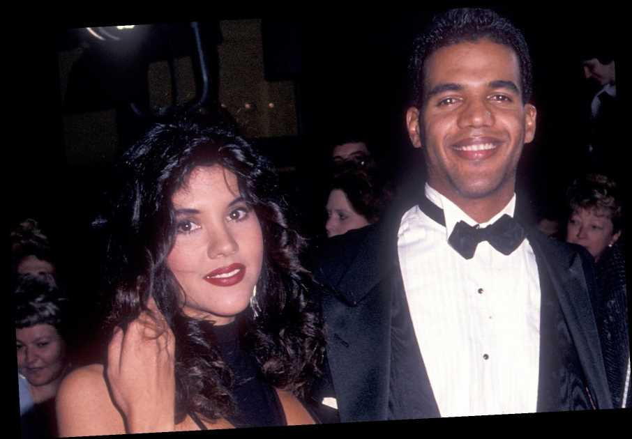 Kristoff St. John's ex-wife, Mia, pays tribute one year after his death