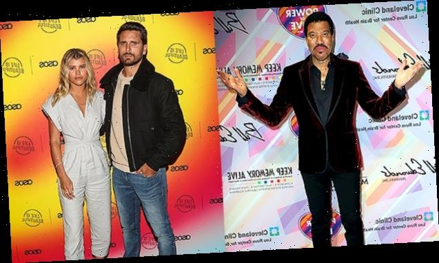 Lionel Richie Reveals Whether He Stays Out Of Daughter Sofia's Personal Life With Scott Disick