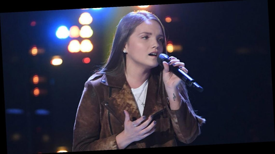 'The Voice' Season 18 Contestant Megan Danielle Wows Kelly Clarkson With Adele's 'Remedy'