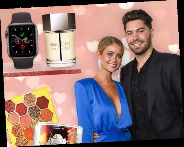 Hannah Godwin and Dylan Barbour Valentine's Day Gift Picks Revealed