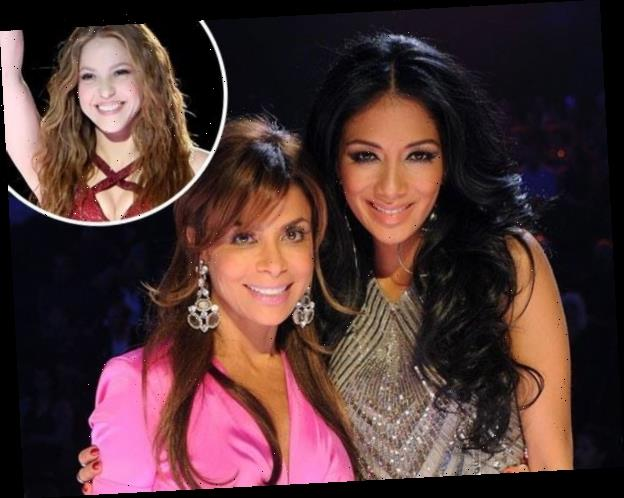 Nicole Scherzinger Reacts After Paula Abdul Confuses Her With Shakira